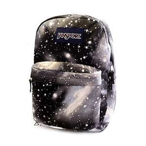 Galaxy Print Cool Backpack School Bag