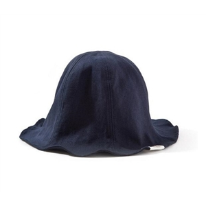 Royal Blue Collapsible Cotton Bucket Hat