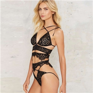 SKIVVIES by For Love & Lemons Christy Lace Panty_1