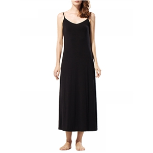 Slip Dress Casual Solid Color Sleeveless Dress