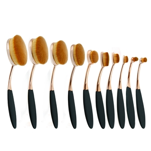 10 Piece Cosmetic applicator