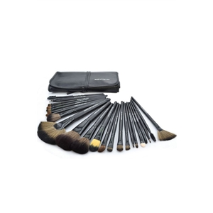 24pcs Professional Soft Cosmetic Makeup Brushes Set Kit