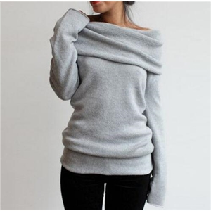 Luxury Women'S Fall Winter Long Sleeve Stretch Thermal Basic Top Tee Shirt Set Of Head