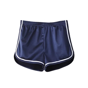 Casual Elastic Waist Sports Gym Yoga Shorts