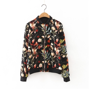 Safari Floral Jacket