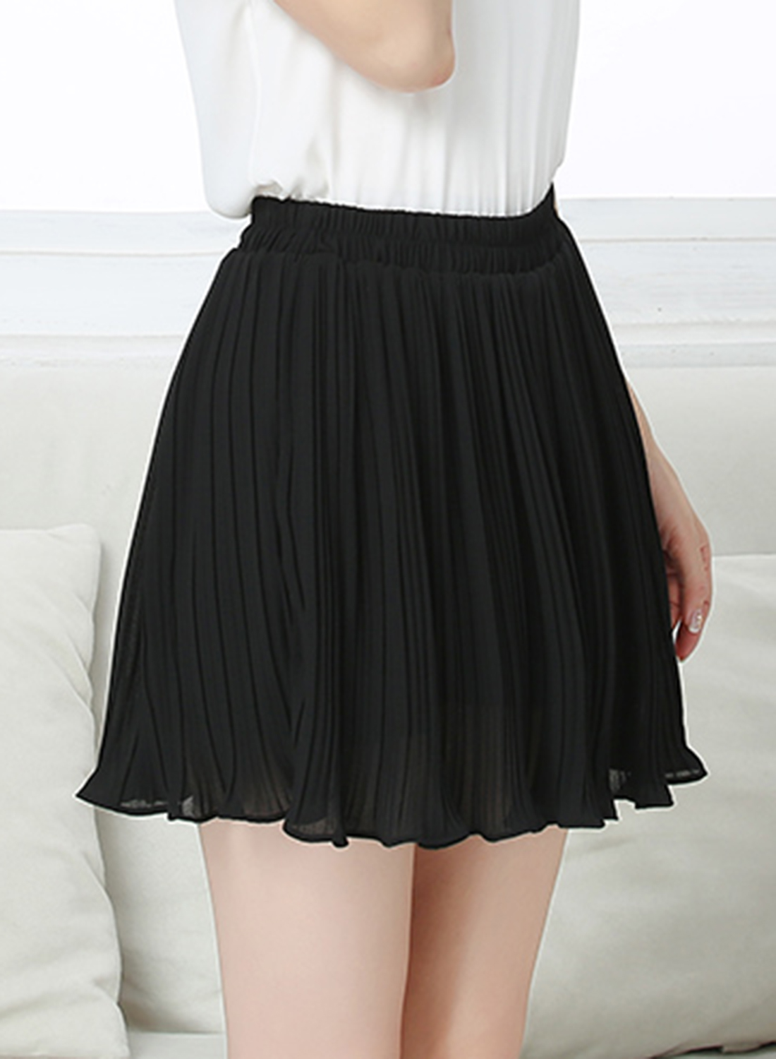 Find chiffon pleated skirt at ShopStyle. Shop the latest collection of chiffon pleated skirt from the most popular stores - all in one place.