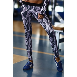 Womens Exercise Leggings Sports Fitness Gym YOGA Running Cropped Long Pants Brand New Good Quality