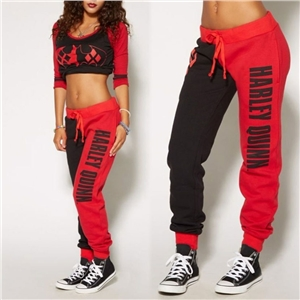Ladies Bottoms Jogging Lounge Pants