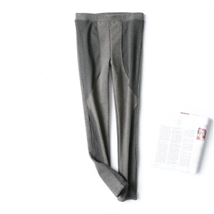 Winter Leggings Thickened With Velvet  Women Trousers Warm Pant