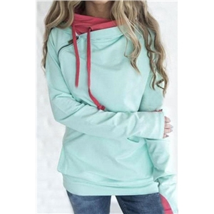 Long Sleeved Casual Hoodies