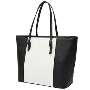 Fashion PU Leather Tote Shoulder Bag