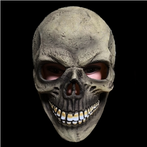 Ghost Festival Halloween Taro Latex Mask Zombie Horror Grimace Mask Scary Mask Headgear